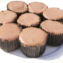 Choccie cup cakes